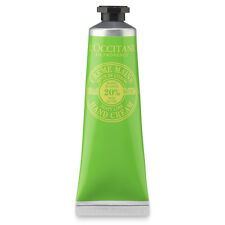 L'occitane Shea Butter Zesty Lime Hand Cream 1oz/30ml