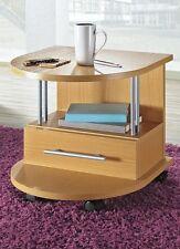 Klassische Möbel aus Holzfurnier fürs Wohnzimmer