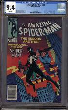 Amazing Spider-Man #252 CGC 9.4 NM White Pages Universal CGC #1392296004
