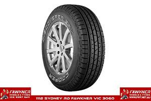 Cooper SRX Tyres 235/70R17