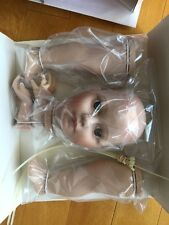 Barbara vinyl doll by Thelma Resch arms, legs, hands & head
