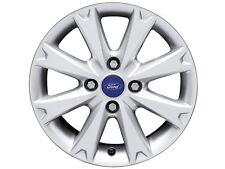 """Genuine Single Ford Fiesta 15"""" Alloy Wheel  - 8 Spoke Design (1495706)"""