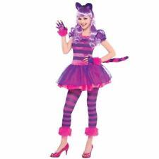 Reina De Corazones Disfraz de Alice en Wonderland Chicas fairtytale 12-14yrs