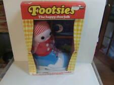 Footsies – The Happy Shoe Folk – Daddy Footsie in Box Flair Toys 1978 doll toy