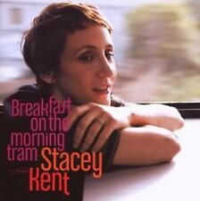 "STACEY KENT ""BREAKFAST ON THE MORNING TRAM"" CD NEUWARE"