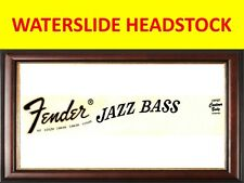 WATERSLIDE FENDE JAZZ FOR BASS RESTORATION VISIT OUR NEW STORE WITH MANY MODELS