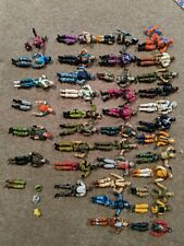 Vintage lot of 1980's Gi Joes Action Figures And Accessories
