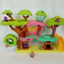 Hasbro Littlest Pet Shop Magic Motion TreeHouse Tree House  Playset