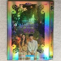It's Okay to not be Okay HD Korean Drama DVD 16 Episodes Plot Love Kim Soo Hyun