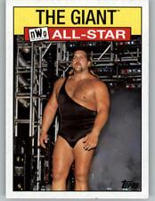 2016 WWE Heritage NWO/WCW All Star #4 The Giant Big Show