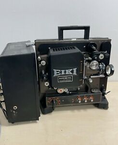VINTAGE ELF EIKI 16MM NT-1 SOUND CINE FILM PROJECTOR