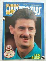 HURRA' JUVENTUS N. 11 NOVEMBRE 1987 IAN RUSH COPPA UEFA PANATHINAIKOS TACCONI