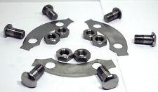 BSA 67-6038 Brake drum securing kit stainless steel 67-6039, 02-0452