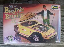 Revell Ed Big Daddy Roth Beatnik Bandit II Model Kit Signed Autographed Ratfink