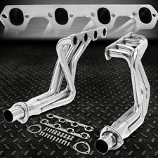 FOR 69-79 FORD F100 5.0L RWD 302 PAIR STAINLESS STEEL EXHAUST MANIFOLD HEADER