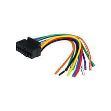 Audiopipe WHJVC16P Nippon Pipeman 16 Pin Wiring Harness For 2000+ Jvc