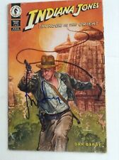 Harrison Ford signed autograph Indiana Jones Thunder in Orient comic book COA