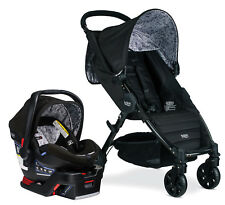 Britax Pathway Travel System Stroller w B-Safe Ultra Infant Car Seat Sketch