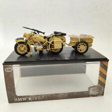 Motos miniatures jaunes BMW