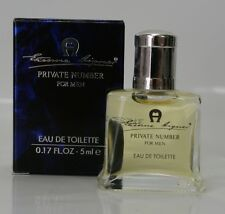 Miniatur Etienne Aigner Private Number for men 5ml Eau de Toilette EDT