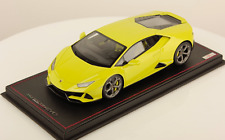 1/18 MR Collection Lamborghini Huracan Evo Coupe Scandal Green limited 25 pcs