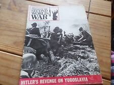 PURNELL'S HISTORY OF THE SECOND WORLD WAR, no 14 Collectors item