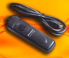Nouvelle Auto-Focus Télécommande Déclencheur Interrupteur cordon de contrôle pour MC-DC2 Nikon D7500