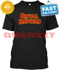 ROYAL ENFIELD Vintage Classic Motorcycle T-Shirt M to 2XL