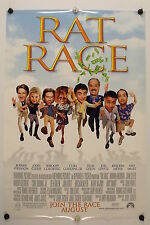 RAT RACE - Breckin Meyer - Original Adv. Movie Poster - 2001  Rolled DS C9/C10