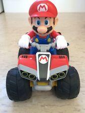 Nintendo Carrera MARIO KART RC Quad Mario Figure seulement pas à distance de collection