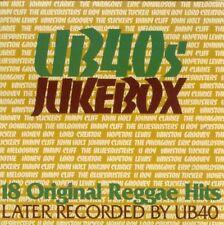 UB40'S JUKEBOX: 18 ORIGINAL REGGAE HITS CD! VARIOUS ARTISTS! VG