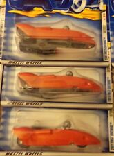 2001 01 HOT WHEELS OUTSIDER FIRST EDITION 18/36 HW # 030 SET OF 3 NEW MOC SAVE$