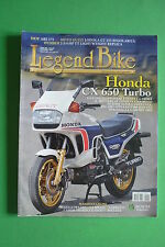 LEGEND BIKE 205/2009 HONDA CX 650 MOTO GUZZI LODOLA GT DKW ARE 175 HUMBER 2 3/4