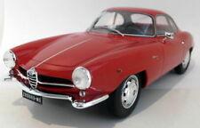 Voitures, camions et fourgons miniatures en résine pour Alfa Romeo 1:18
