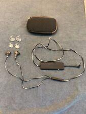 Bose QuietComfort 20i In-Ear Only Headphones - Dark Gray (iPhone Compatible)