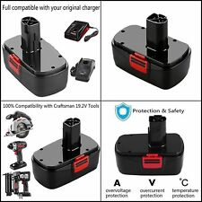 19.2Volt Replacement of Craftsman C3 Drill 11375 DieHard Battery 130279005 11375