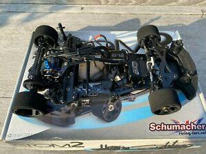 Schumacher Atom 2 Race Package - Hobbywing / Xpert / GT12