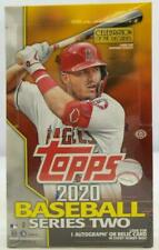 Topps Series 2 2020 Baseball Hobby Box
