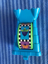 Evenflo Ultra Exersaucer Castle Theme Spinning Wheel Toy Replacement Part