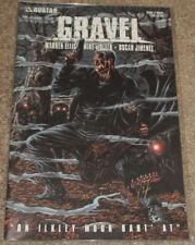 Gravel #3 Wraparound [Avatar Press] NM-
