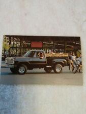 Dodge Warlock Power Wagon 150  Postcard