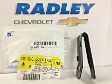 GM OEM Rear Seat-Anti-Rattle Bumper Cushion Bracket 22771139