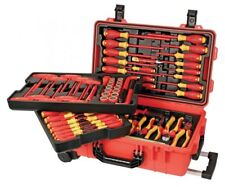 Wiha 32800 Electrical Insulated Tool Set - 80 Pieces