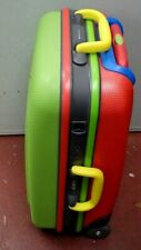 Vintage Suitcase United Colors of Benetton Luggage