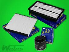 INSPEKTIONSPAKET MAZDA 6 GH GG 2,0 DI 2,2 D Luftfilter Ölfilter Pollenfilter