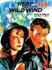"NEW DVD  "" Reap The Wild Wind ""  Ray Milland, John Wayne"