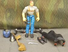 GI JOE Shipwreck v6 sailor 2003 spy troops Ship Wreck Cobra Commander disguise