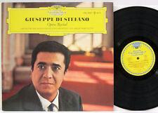 Giuseppe di Stefano - Opera Recital - 1963 DGG Tulip - Bruno Bartoletti