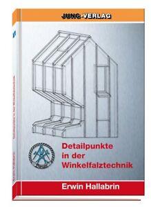 AKTION Detailpunkte in der Winkelfalztechnik FBW, inkl. MASC Messer
