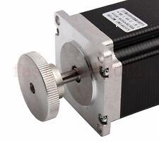42mm NEMA17 Stepper Motor Handwheel Diameter 5mm bore Hand Carved CNC Engraving